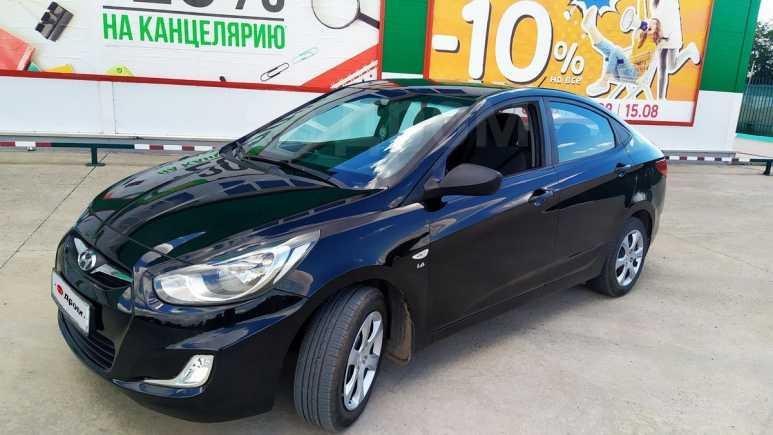Hyundai Solaris, 2013 год, 474 000 руб.