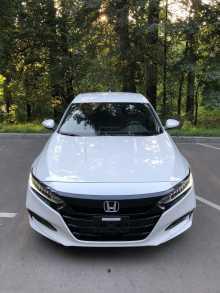 Москва Honda Accord 2018