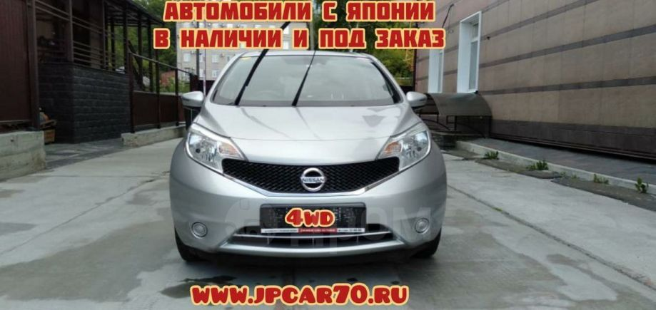 Nissan Note, 2016 год, 590 000 руб.