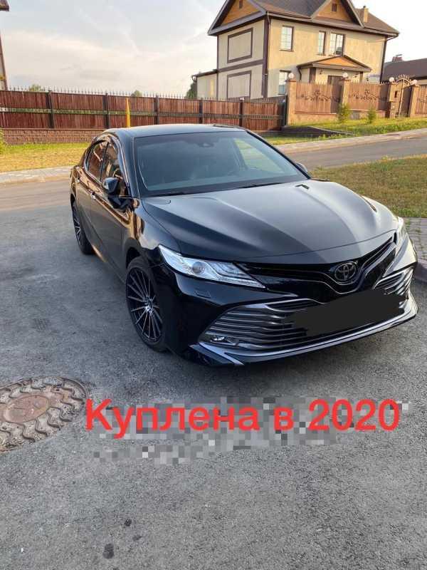 Toyota Camry, 2019 год, 2 050 000 руб.