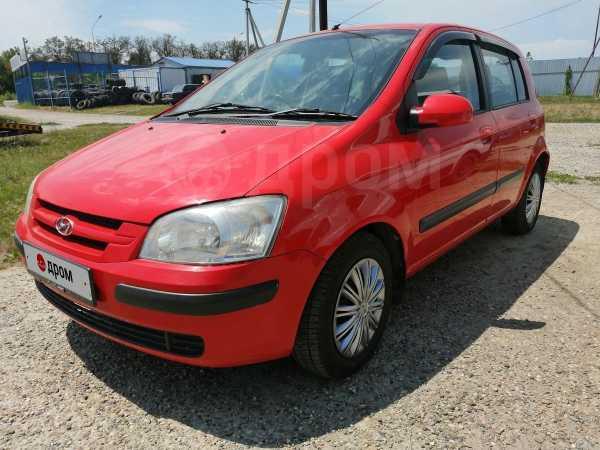 Hyundai Getz, 2003 год, 300 000 руб.