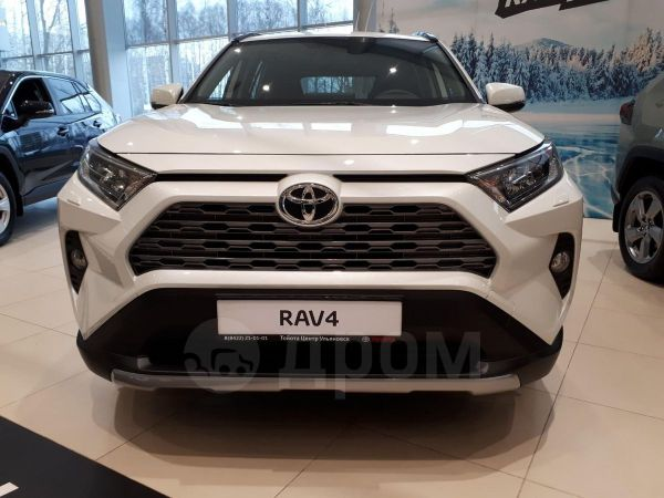 Toyota RAV4, 2020 год, 2 208 000 руб.