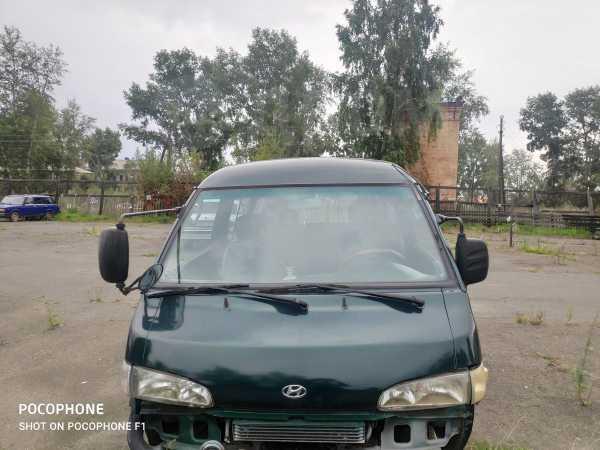 Hyundai Grace, 1997 год, 110 000 руб.