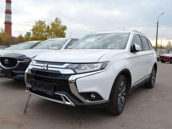 Mitsubishi Outlander, 2020 год, 1 997 850 руб.