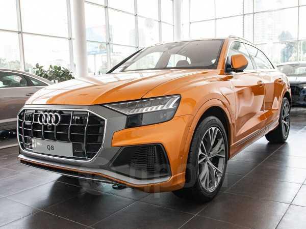 Audi Q8, 2018 год, 6 352 162 руб.