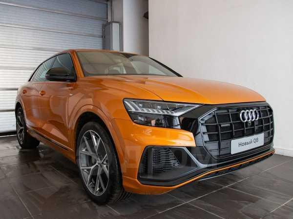 Audi Q8, 2018 год, 6 322 162 руб.