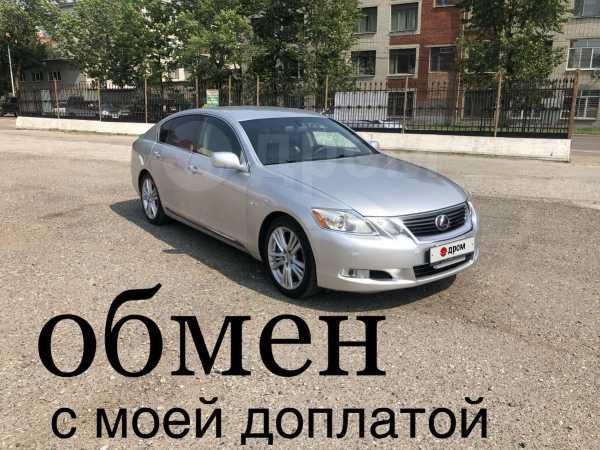 Lexus GS450h, 2006 год, 810 000 руб.