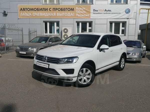 Volkswagen Touareg, 2015 год, 1 857 300 руб.