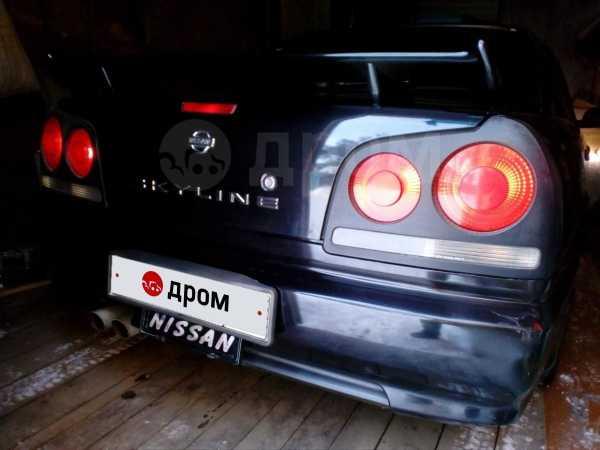 Nissan Skyline, 2000 год, 225 000 руб.