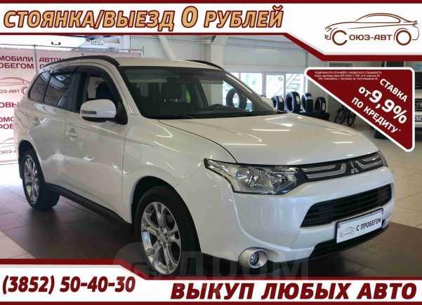 Mitsubishi Outlander, 2012 год, 978 000 руб.