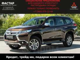 Новосибирск Pajero Sport 2020