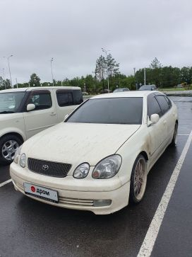 Хабаровск Toyota Aristo 1998