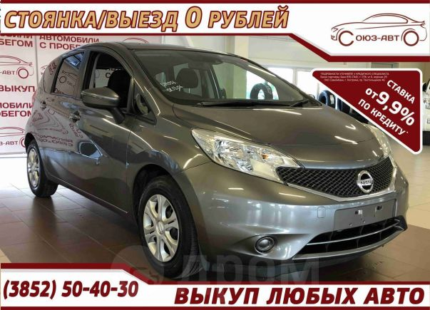 Nissan Note, 2016 год, 695 000 руб.