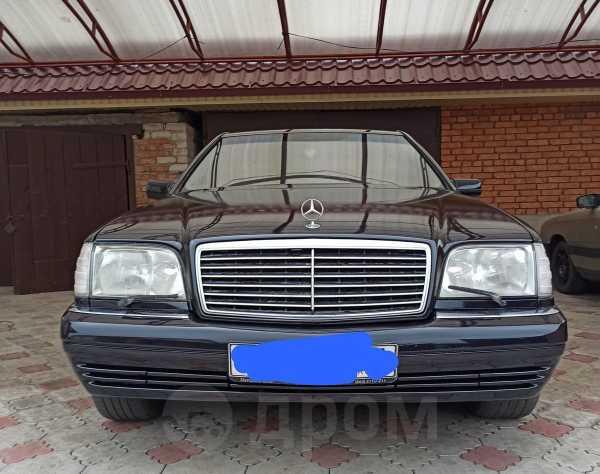 Mercedes-Benz S-Class, 1997 год, 410 000 руб.