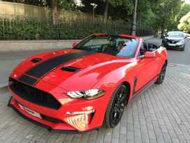 Санкт-Петербург Mustang 2018