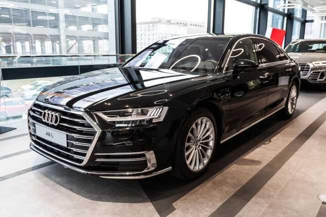 Audi A8, 2020 год, 9 254 643 руб.