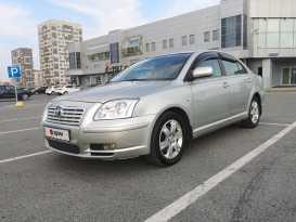 Тюмень Avensis 2003
