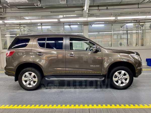 Chevrolet TrailBlazer, 2012 год, 1 095 000 руб.