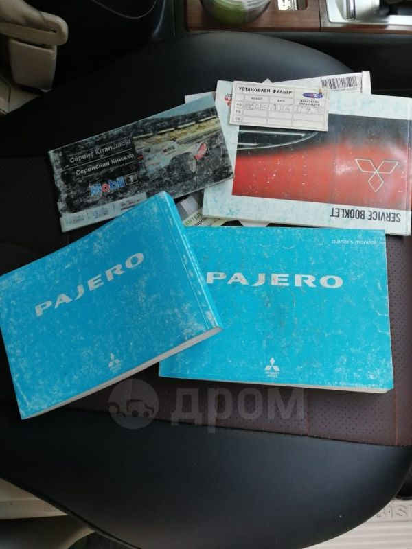 Mitsubishi Pajero, 2007 год, 910 000 руб.