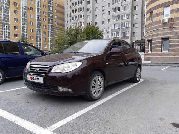 Hyundai Elantra, 2008 год, 285 000 руб.