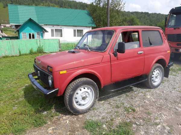 Лада 4x4 2121 Нива, 1980 год, 70 000 руб.