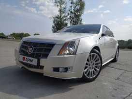 Бийск Cadillac CTS 2011