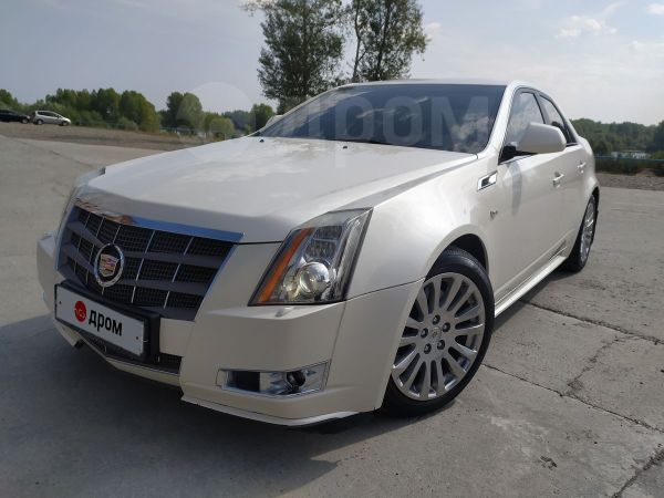 Cadillac CTS, 2011 год, 890 000 руб.