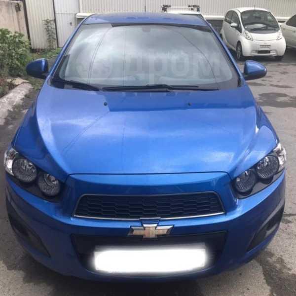 Chevrolet Aveo, 2013 год, 495 000 руб.