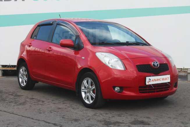Toyota Yaris, 2007 год, 275 000 руб.
