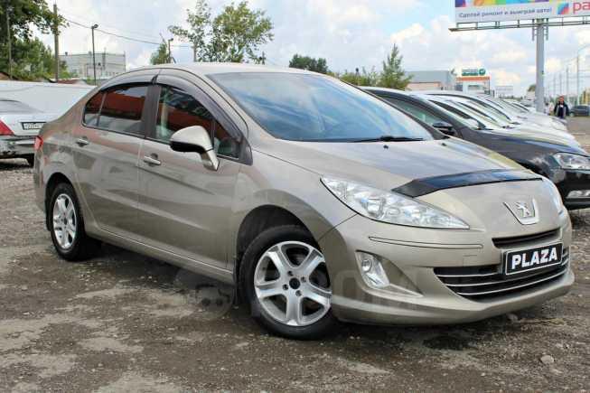 Peugeot 408, 2012 год, 399 000 руб.