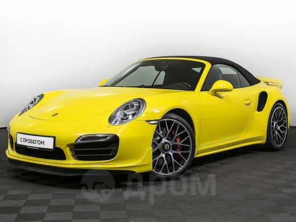Porsche 911, 2015 год, 8 906 000 руб.