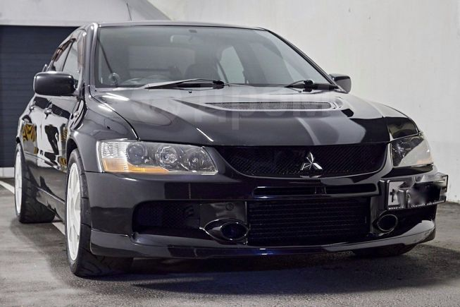 Mitsubishi Lancer Evolution, 2005 год, 1 200 000 руб.