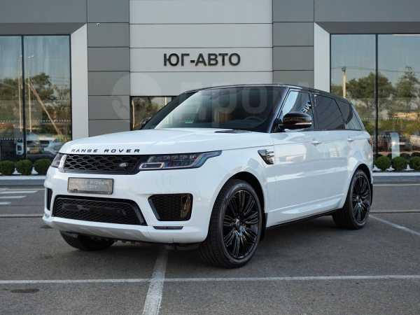 Land Rover Range Rover Sport, 2020 год, 8 623 000 руб.