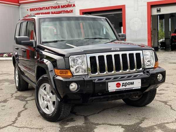 Jeep Commander, 2007 год, 880 000 руб.