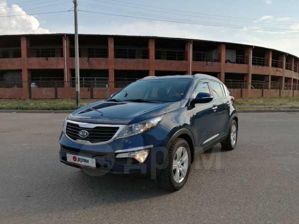 Kia Sportage, 2012 год, 799 000 руб.