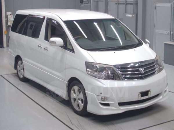 Toyota Alphard, 2007 год, 430 000 руб.