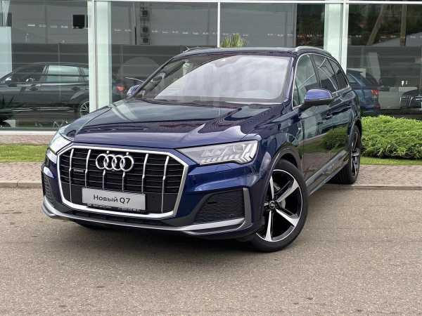 Audi Q7, 2020 год, 6 450 000 руб.