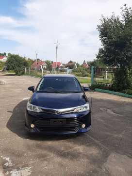 Комсомольск-на-Амуре Corolla Axio 2017