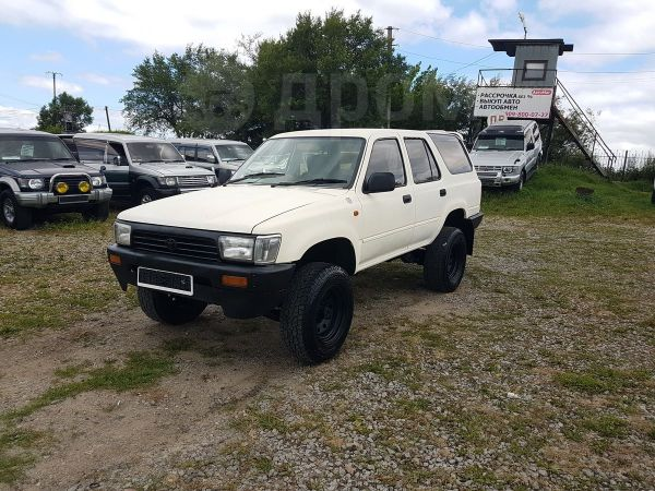 Toyota Hilux Surf, 1992 год, 298 000 руб.