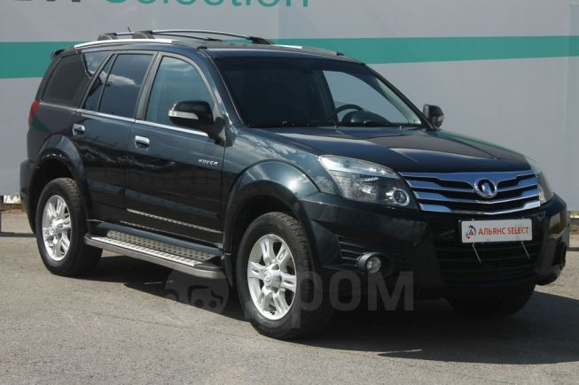 Great Wall Hover H3, 2013 год, 500 000 руб.