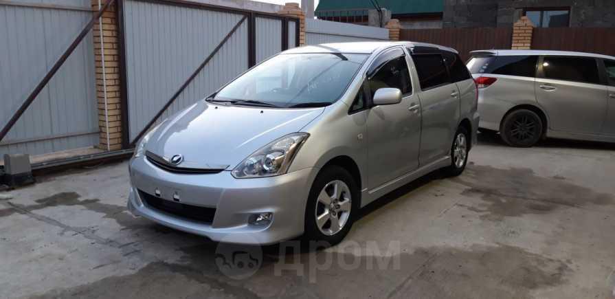 Toyota Wish, 2008 год, 715 000 руб.