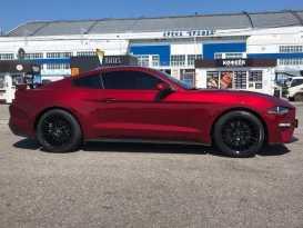 Хабаровск Ford Mustang 2018