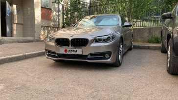 Севастополь BMW 5-Series 2016