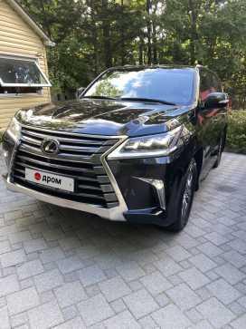Владивосток LX450d 2017