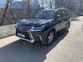 Владивосток Lexus LX450d 2017