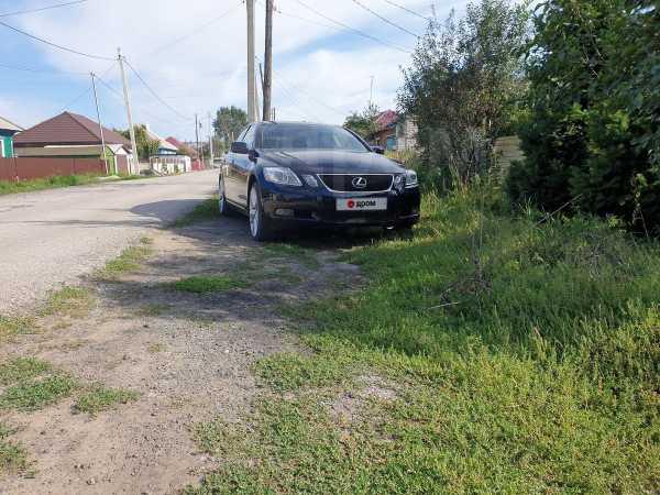 Lexus GS300, 2007 год, 820 000 руб.