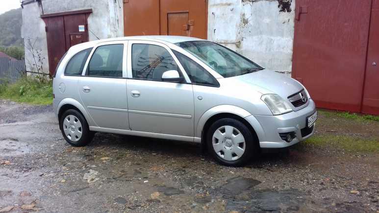 Opel Meriva, 2007 год, 328 000 руб.