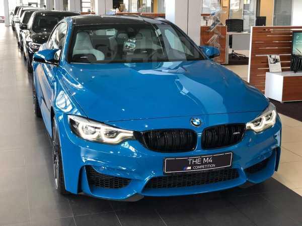 BMW M4, 2020 год, 7 250 000 руб.