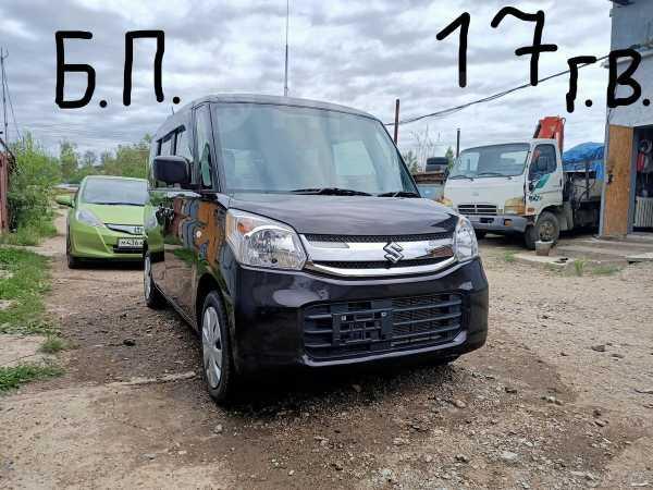 Suzuki Spacia, 2017 год, 475 000 руб.