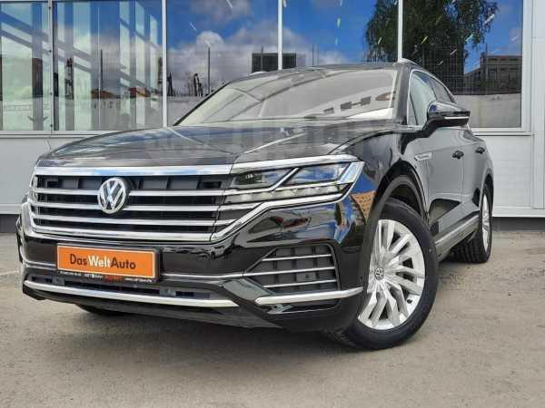 Volkswagen Touareg, 2019 год, 4 545 000 руб.